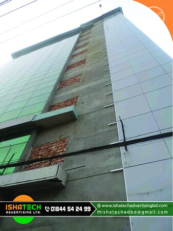 Aluminum Composite Panel Supplier in Bangladesh.  With More Than 10 Years Experience in Aluminum Composite Panel (ACP) board price in Bangladesh. ►Contact us for more information: Cell: 01844 - 542 499, 01844 - 542 498 ►Visit our Sent: E-mail: ishatech.advertising@gmail.com E-mail: info@ishatechadvertisingbd.com ►Corporate Office: 04-B/A, (2nd Floor), Mazar Road,  Sector-1, Mirpur, Dhaka-1216. ►To Visit Our Page: Website: www.ishatechadvertisingbd.com Service Page: https://bit.ly/3szkEJl Project