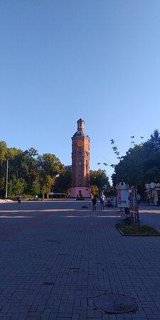 Vinnytsia, Ukraina: Винница, Европейская площадь