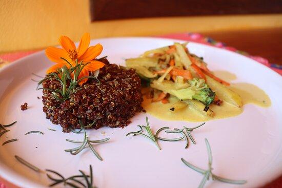 Comida afetiva e sazonal no Vale do Capão.
