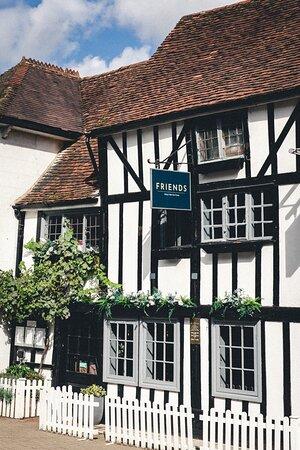 Friends has been Pinner's landmark AA Rosette restaurant for almost 30 years