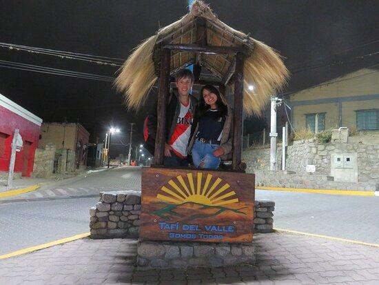 Tafi del Valle, Argentinien: El pajonal que te da la bienvenida a Tucuman, una casita que no se ve en otros lugares