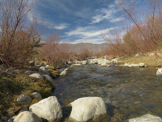 Tafi del Valle, Argentinien: La calma que transmiten los ríos es sencillamente increíble.