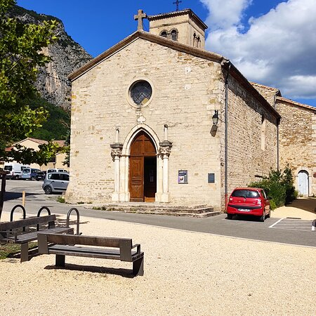 Eglise Notre-Dame, Saou