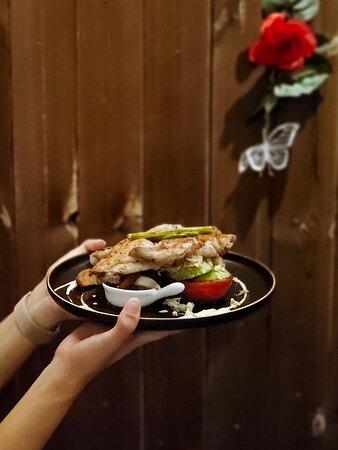 French Roasted · Original Spring Chicken