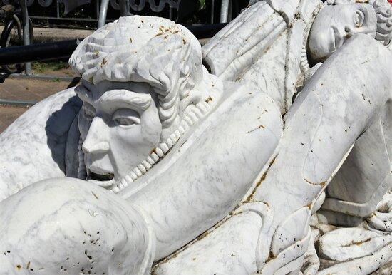 2.  The Last Haul Sculpture, Barmouth, Gwynedd, North Wales