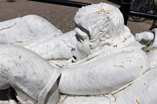 3.  The Last Haul Sculpture, Barmouth, Gwynedd, North Wales