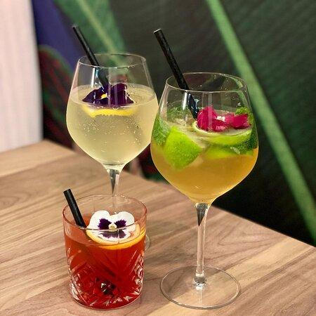 Venez déguster nos cocktails au saveur de de l'Italie...