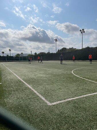 Sports area, great activities