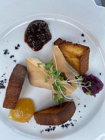House made foie gras