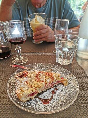 Entrée : duo melon jambon Serrano,  Plat: faux filet  Dessert  Repas midi à 17€