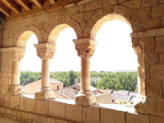 San Esteban De Gormaz, Ισπανία: Pórtico