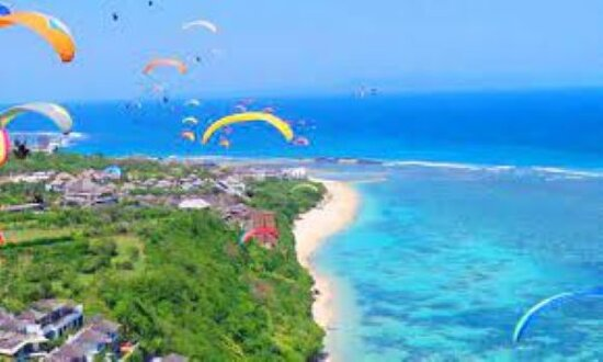 Best Bali Paragliding, Photo/Video with Free SD Card (15 Minutes Flight): many
