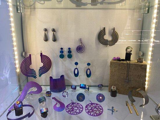 Unique design and craftsmanship of our titanium collection.
