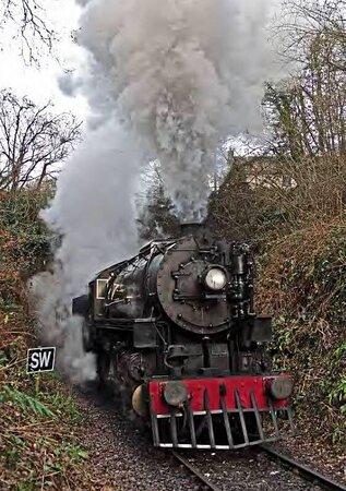 THE POLAR EXPRESS TRAIN RIDE AT TELFORD STEAM RAILWAY