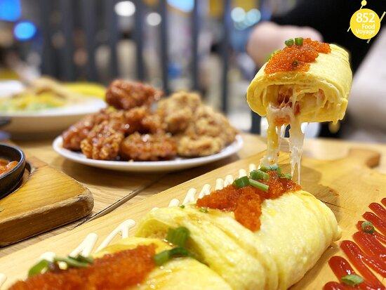 勁量級雞蛋卷 (明太子)