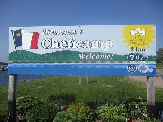 Welcome to Cheticamp