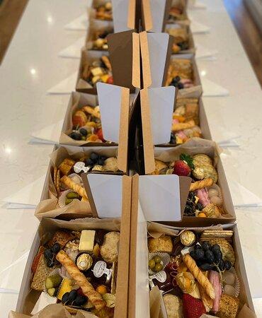 Ploughman's boxes