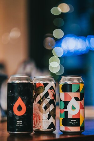 Polly's craft beer