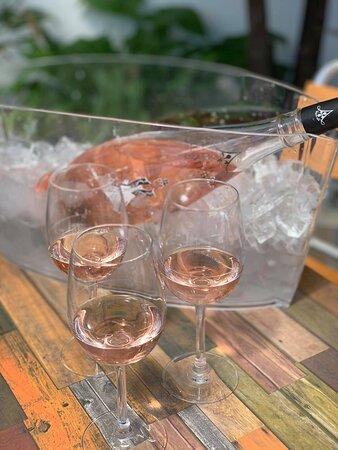 Et si on dégusté un petit rosé bien frais