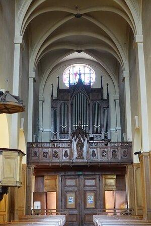 Église Saint-Martin, Meudon