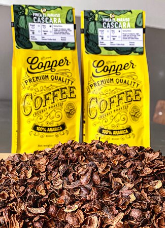 Have you tried drinking cascara? Otherwise known as coffee cherry tea ( although it's not really tea). It's still  loaded with caffeine and claims to have health benefits. ☕️✨🌱