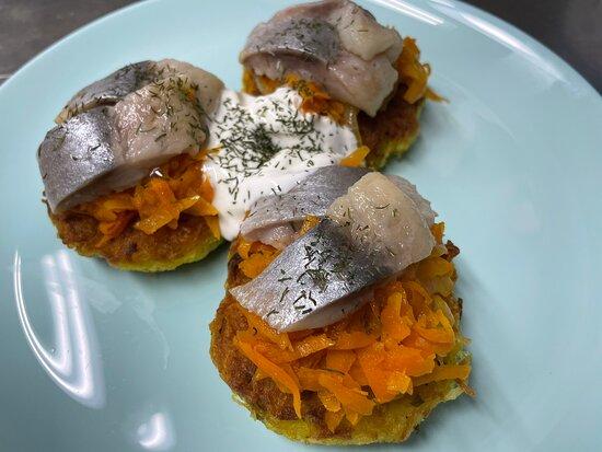 Puerto Rico, Spain: Lithuanian kitchen