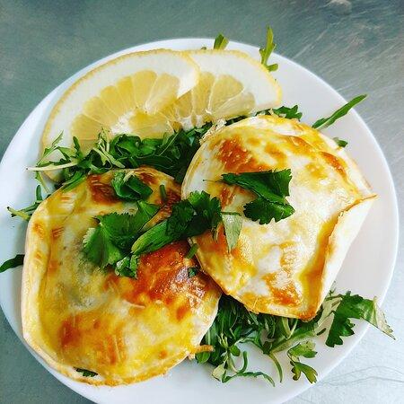 Empanadas  Uruguayan pasties