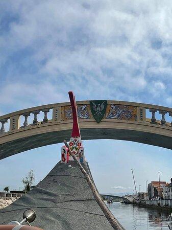 Moliceiro Boat Tour on the Ria de Aveiro: uma bela vista