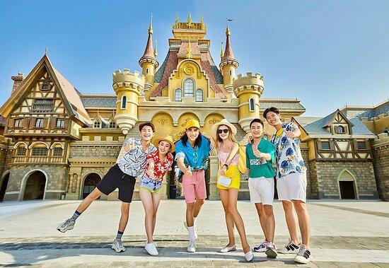 Đảo Phú Quốc, Việt Nam: Phú Quốc United Center