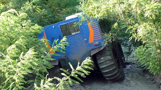 ATV SHERP Test Drive in Kyiv, Ukraine