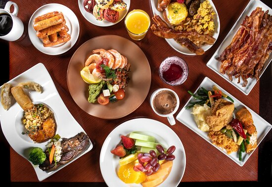 The choice is yours at Fresh Buffet!