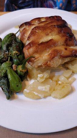 Buenos platos en Restaurante Marimorena de Sant Boi