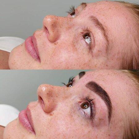 henné sourcils