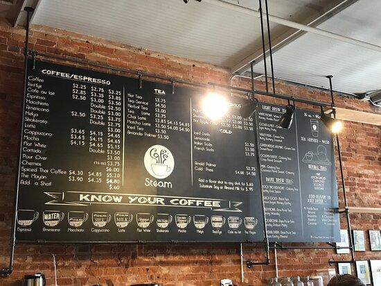 Cafe Steam