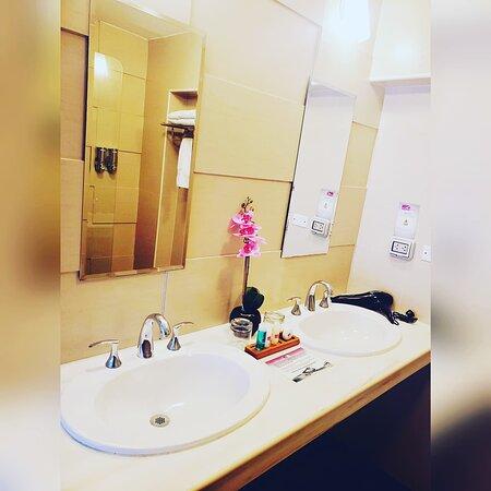 Baño Suite Deluxe.