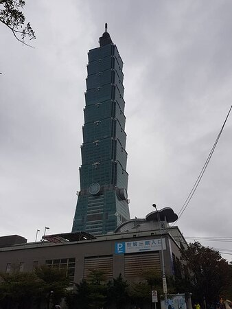 Tallest building in Taiwan