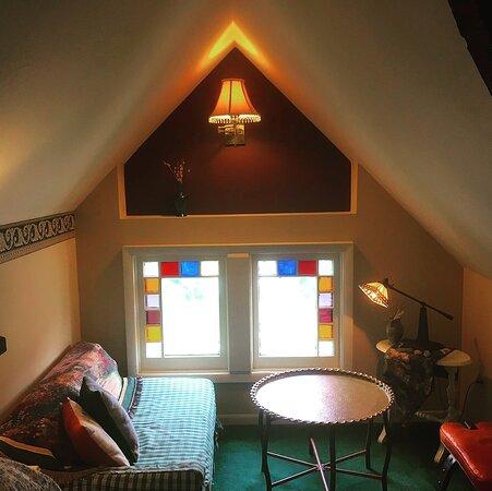 Beautiful serenity of the Schocklehorne Suite