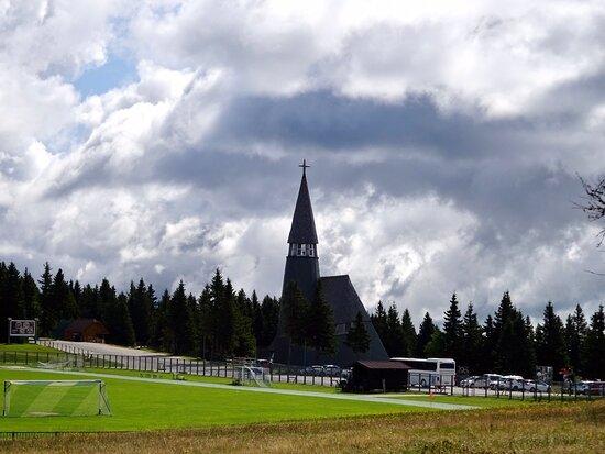 Podružnična Cerkev Jezusove Spremenitve Na Gori