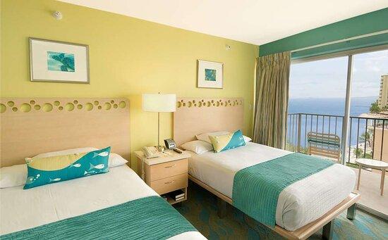 Aston Waikiki Circle Hotel - Oceanview