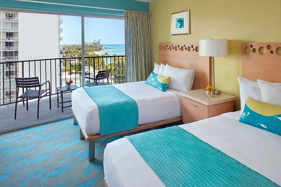 Aston Waikiki Circle Hotel - Ocean View