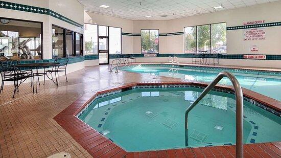 Indoor Pool & Hot Tub