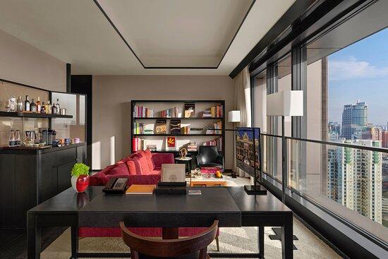 Superior City View Suite
