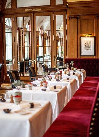 Brasserie Vue Interieur