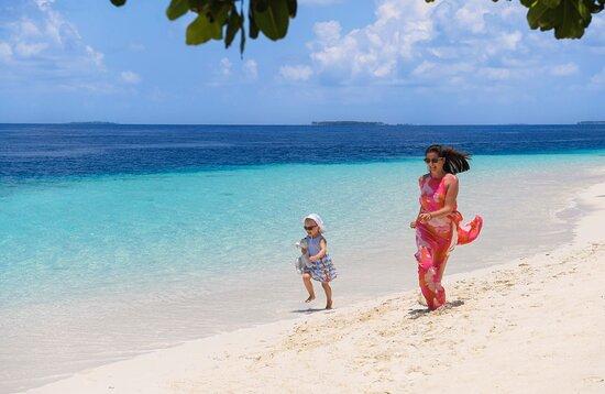 Beach With Kid