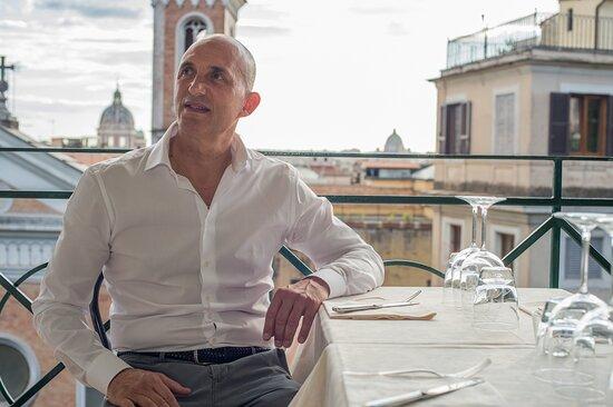 Marco Ciampini, patron .