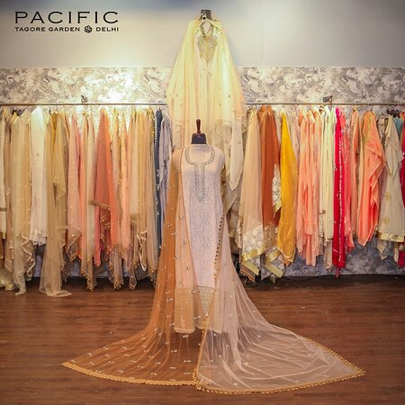 The most exciting shopping experience is on at #PacificMallTagoreGarden. Step in and shop from a range of beautiful ethnic wear, accessories and even snacks at the grandest Flea Market.