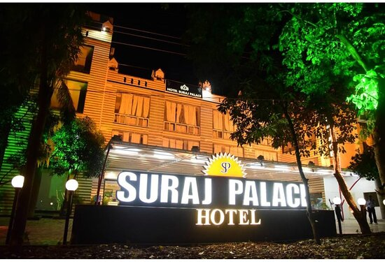ROOM – Foto de Hotel Suraj Palace, Bhopal - Tripadvisor