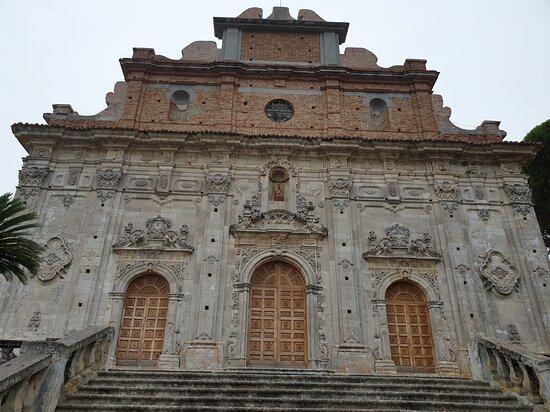 Duomo di Santa Maria della Serra. 26/08/2021 chiuso