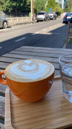 Βουκουρέστι, Ρουμανία: Very good coffee, excellent sandwiches, good mood, cozy place, friendly barista,