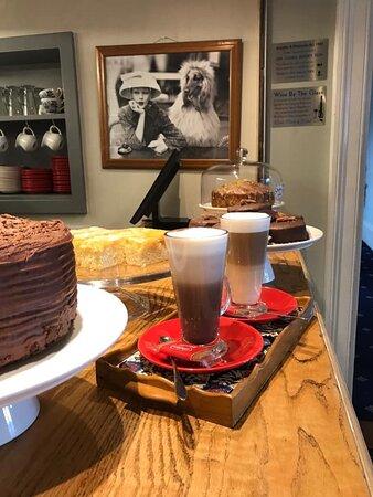 Royal Esplanade Hotel Coffee and Cake Lounge
